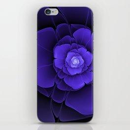Fractal Flower iPhone Skin