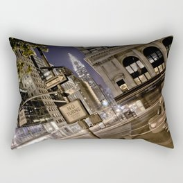 Chrysler Building - New York Artwork / Photography Rectangular Pillow