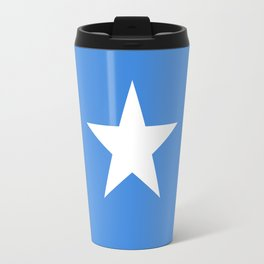 Flag of Somalia - Authentic High Quality image Travel Mug
