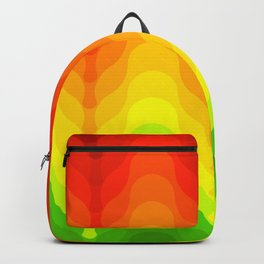 Reggae feel Backpack