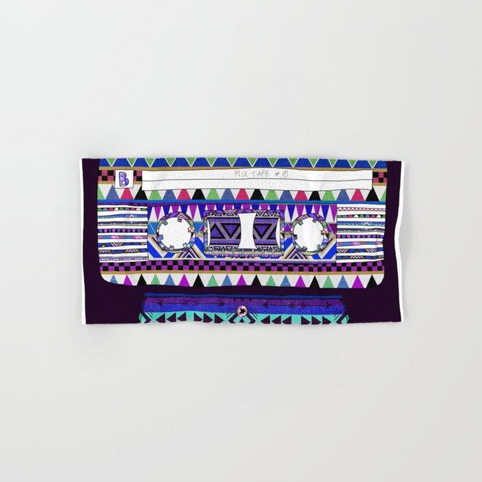 Mix Tape # 10 Hand & Bath Towel