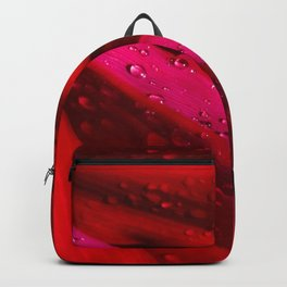 Red Ti - The Queen of Tropical Foliage Backpack