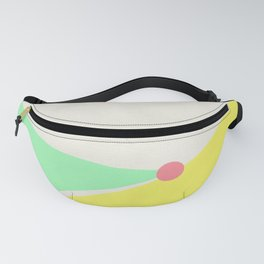 Dot on the Horizon Fanny Pack