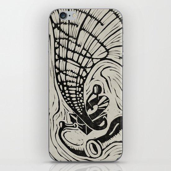 Gramophone iPhone & iPod Skin