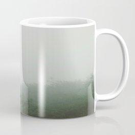 The Forest, Fog and the Rain Coffee Mug
