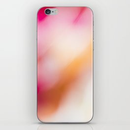 Pink Colours iPhone Skin