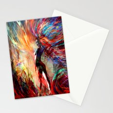 free your...something Stationery Cards