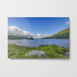 Loch Awe View Metal Print