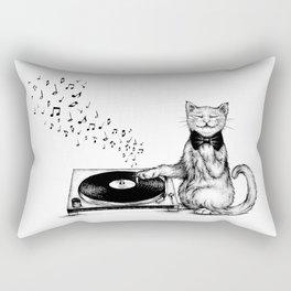 Music Master Rectangular Pillow