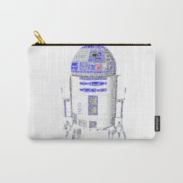 The real dark side - R2D2 - Carry-All Pouch