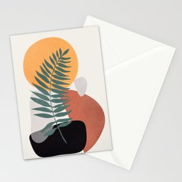 Abstract Shapes No.24 Stationery Cards