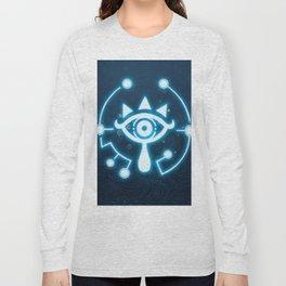 The blue eye Long Sleeve T-shirt