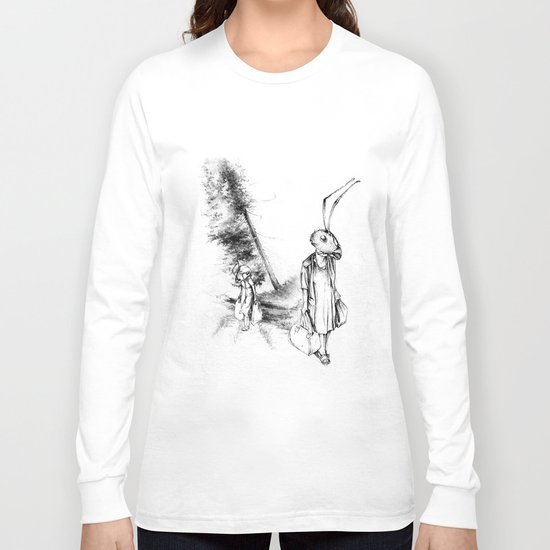 ANTS Long Sleeve T-shirt