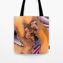 Walking The Clouds Tote Bag