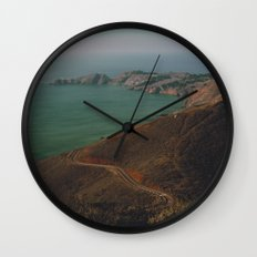 Point Wall Clock