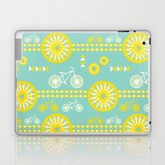 Saturday Bike Ride Laptop & iPad Skin