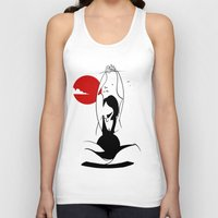 yoga Tank Tops featuring Yoga by rbengtsson