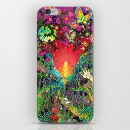 Eurydice in the Underworld (LSD) iPhone Skin