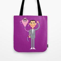 Saturday Morning Hero Tote Bag