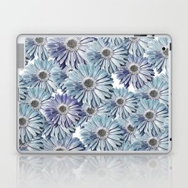bed of daisies Laptop & iPad Skin