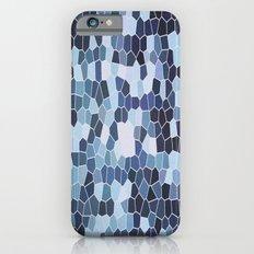 blue maze iPhone 6s Slim Case