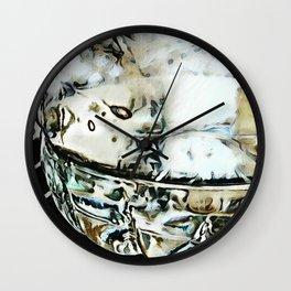 Plastic series 5 Wall Clock