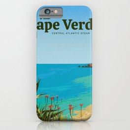 Visit Cape Verde iPhone Case