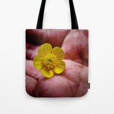 Pickin' Wild Flowers Tote Bag