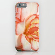 Pink Blush Rose iPhone 6s Slim Case