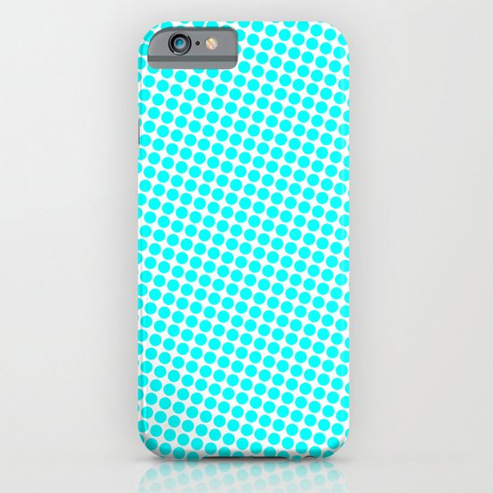 BLUE DOT iPhone & iPod Case