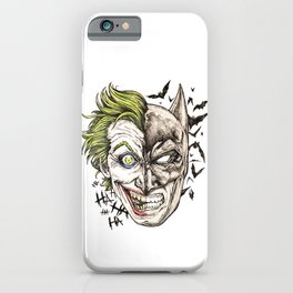 EvilGood iPhone Case