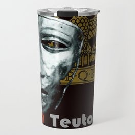 Teutoburg Forest Battleground Artifacts Travel Mug