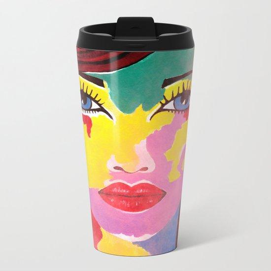 Spectra Metal Travel Mug