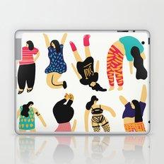 Girl Power Laptop & iPad Skin