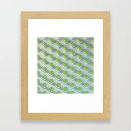 Energy Cubes Framed Art Print