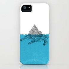 Turtle iPhone (5, 5s) Slim Case