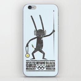 출전 CHAMPION - Olympic Dedicationg iPhone Skin