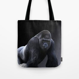 Strong Male Gorilla Tote Bag