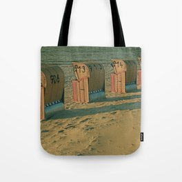 The lonesome four Tote Bag