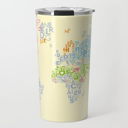 We Are All Writers Travel Mug