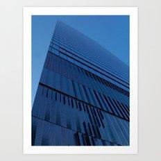 Building. WTC-NYC Art Print