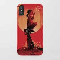 daisy iPhone & iPod Cases featuring Daisy by dan elijah g. fajardo