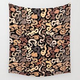 Morph flavored noodles Wall Tapestry