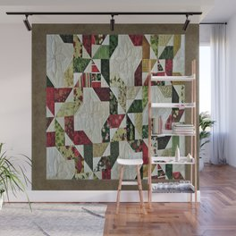 Prize Winning Quilt Wall Mural