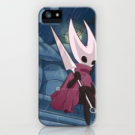 Waiting for a Ghost iPhone Case