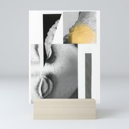 Composition 789 Mini Art Print