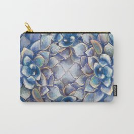 Succulent Love Carry-All Pouch