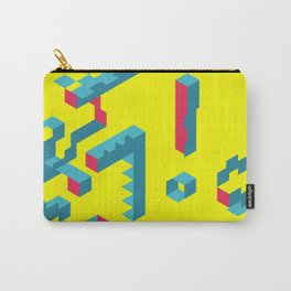 Yellow high Carry-All Pouch
