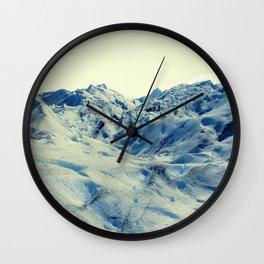Glaciar Perito Moreno.  Wall Clock