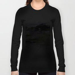 Abstract Five Langarmshirt